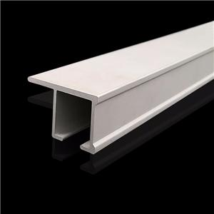 Anodized Aluminium Curtain Track