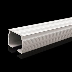 Aluminium Single Curtain Track