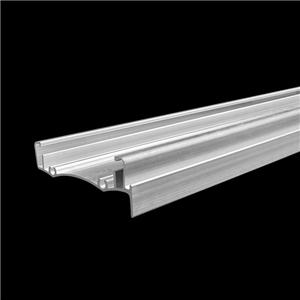 Raw Aluminium Roller Blind Headrail
