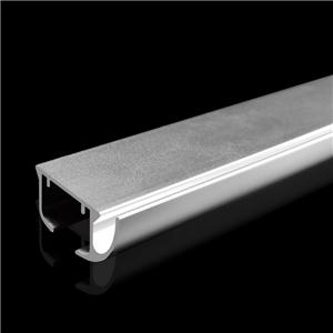 Anodized Aluminium Curtain Rail