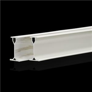 Thiner Aluminium Curtain Rail