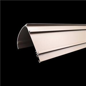 Heavy Aluminium Zebra Blinds Cassette
