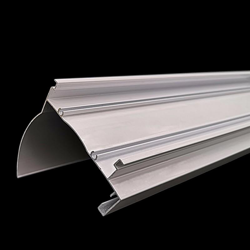 Light Duty Aluminium Zebra Blinds Cassette