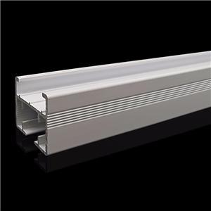 Aluminium Electrophoresis White Curtain Track