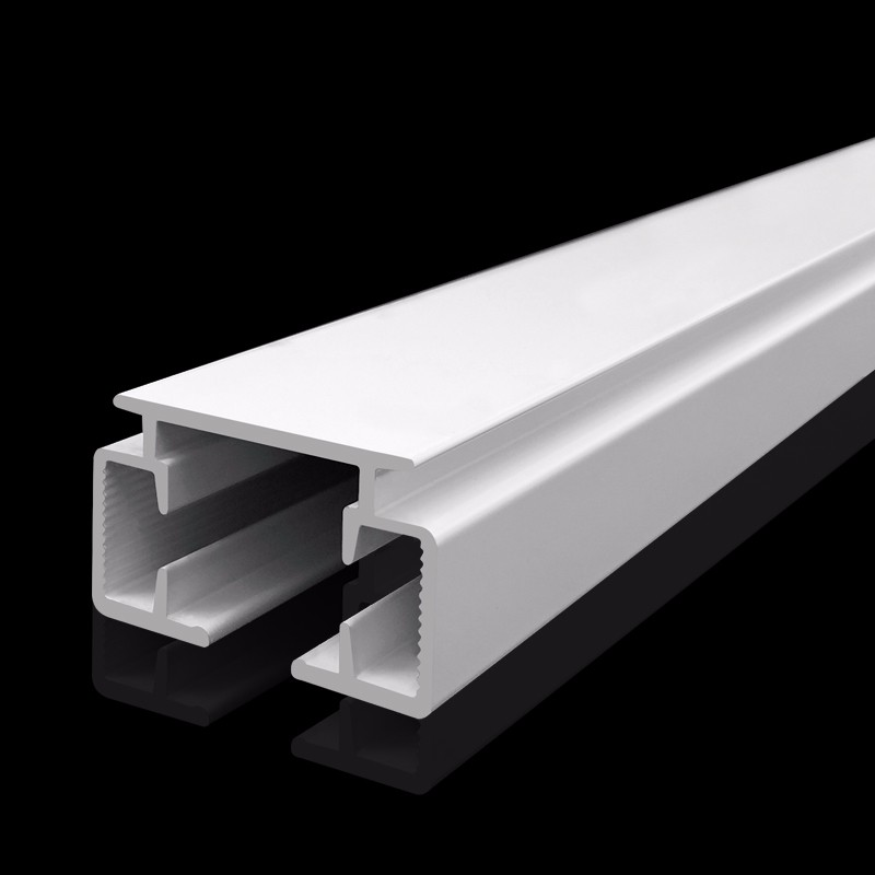 Electric Aluminium Curtain Track Profile