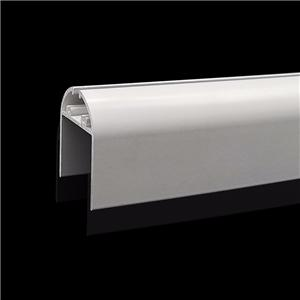 Aluminium Zebra Blind Lower Tube