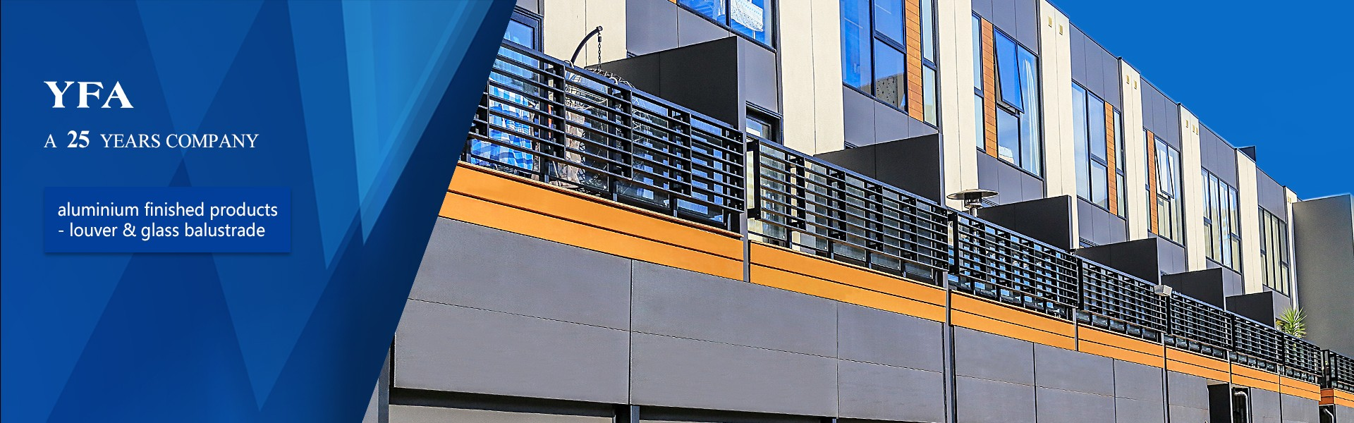 Aluminium Balustrade And Fence