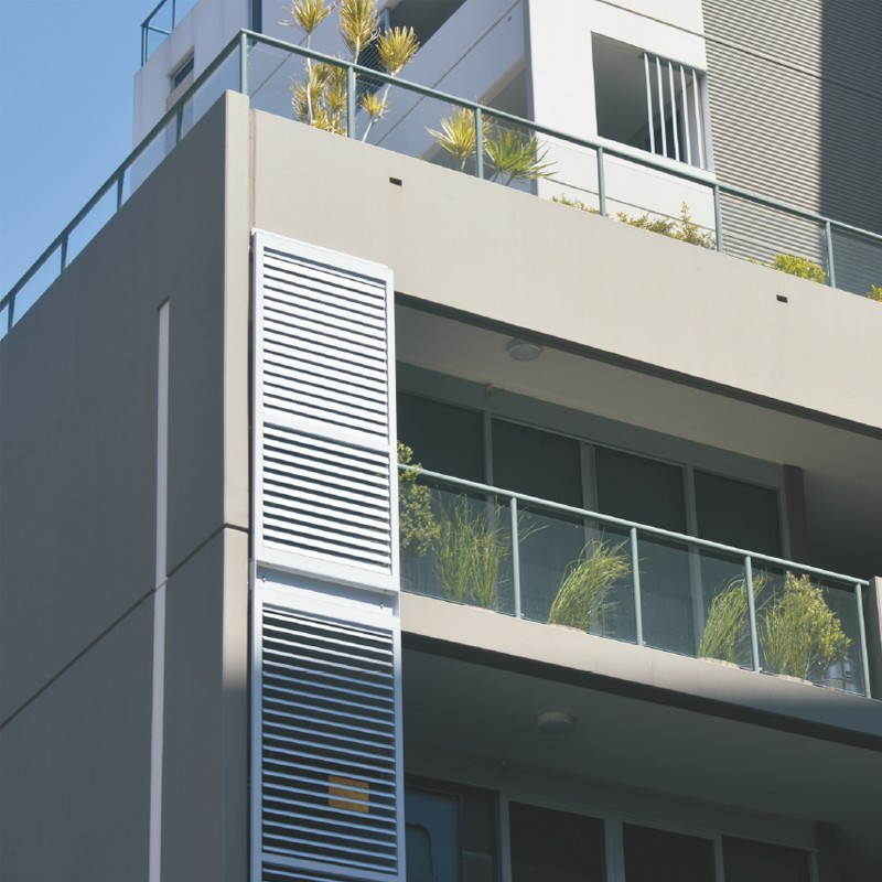 Ventilation Louver Screen For Outdoor