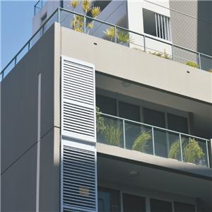 Ventilation Louver Screen For Outdoor