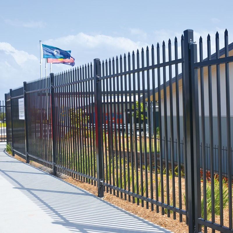 Security Picket Fence For School And Factory