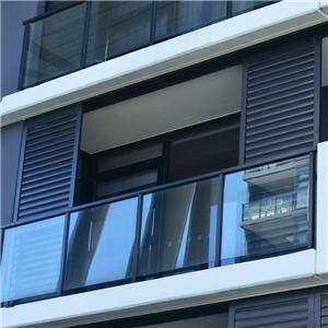 Powder Coated Aluminium Louver