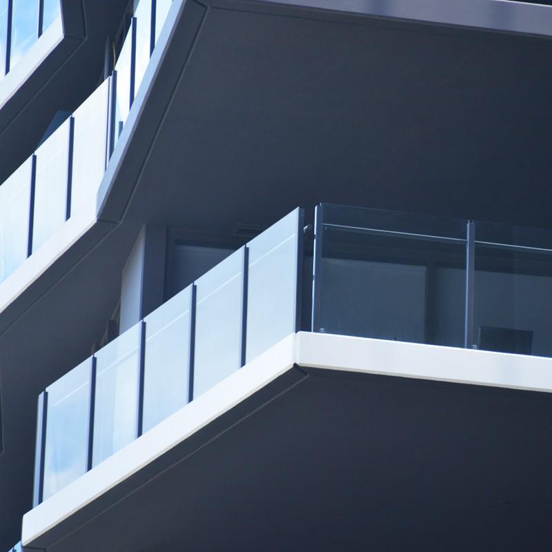 Tempered Glass Balustrade
