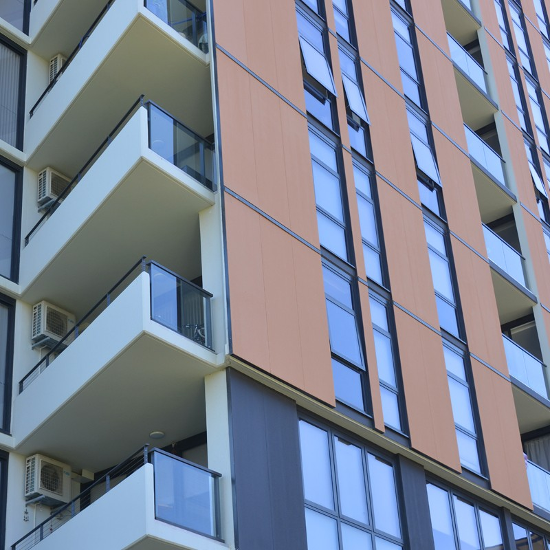 Aluminum Handrail/glass Balustrade/glass Railing