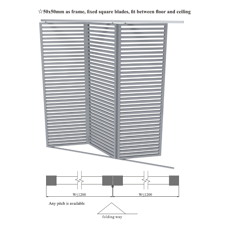 metal window louver shutters