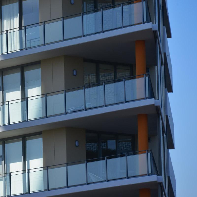 Aluminum Glass Balustrade System