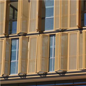 Automatic Ventilation Louvers