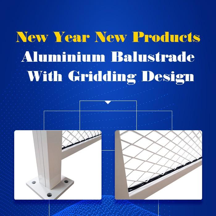 New Year New Aluminium Balustrade
