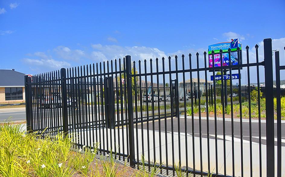 铝合金护栏和工业护栏