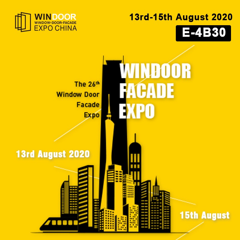 Welcome to WINDOOR FACADE EXPO