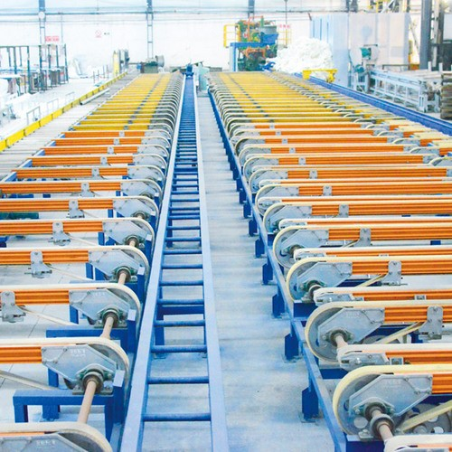 12 Extrusion Lines
