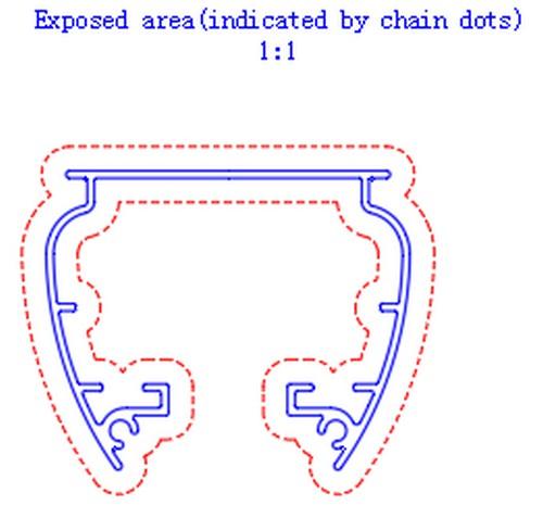 motorized curtain rail