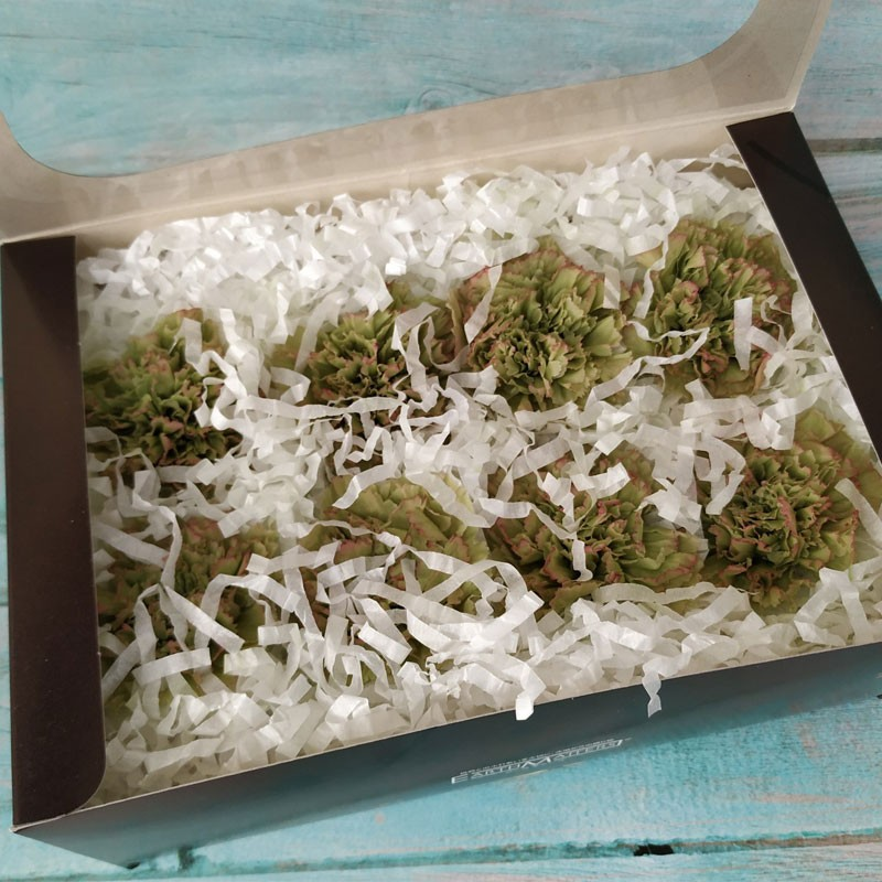 Senior Preserved Flowers-Preserved Carnation Box