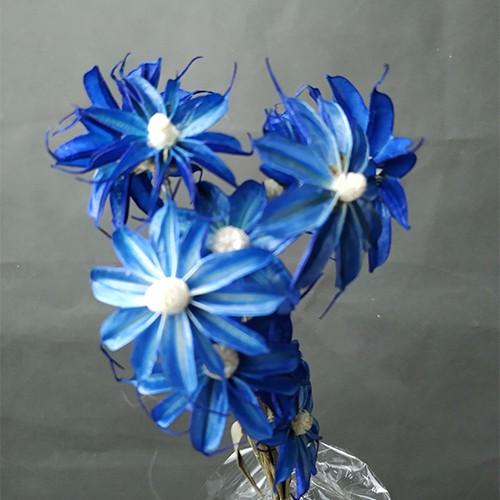 Dried Flower Stems-Daisy