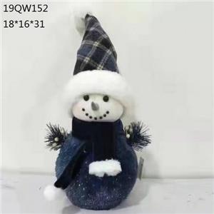 CHRISTMAS DECO SNOWMAN
