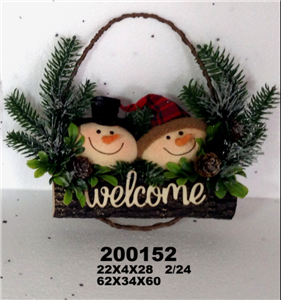 Christmas Deco-Wreath