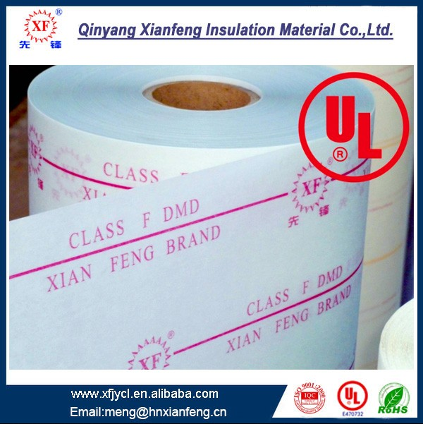 Insulation Paper With High Temperature High Voltage For Motor Use