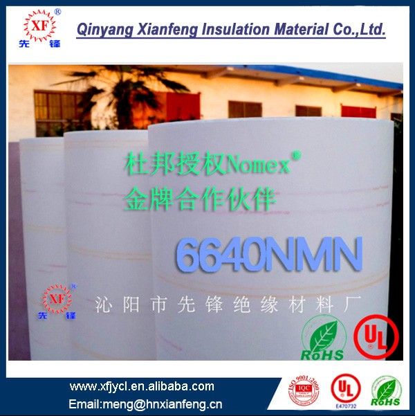 Perfect Mechanical Tensile Strength NMN Paper