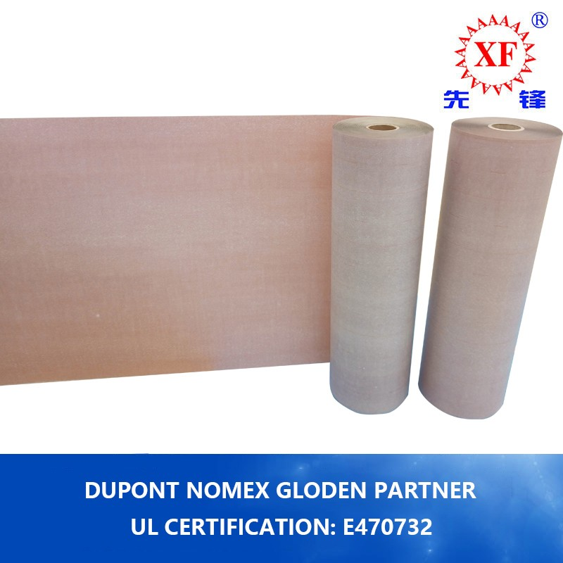 Insulation material paper NHN