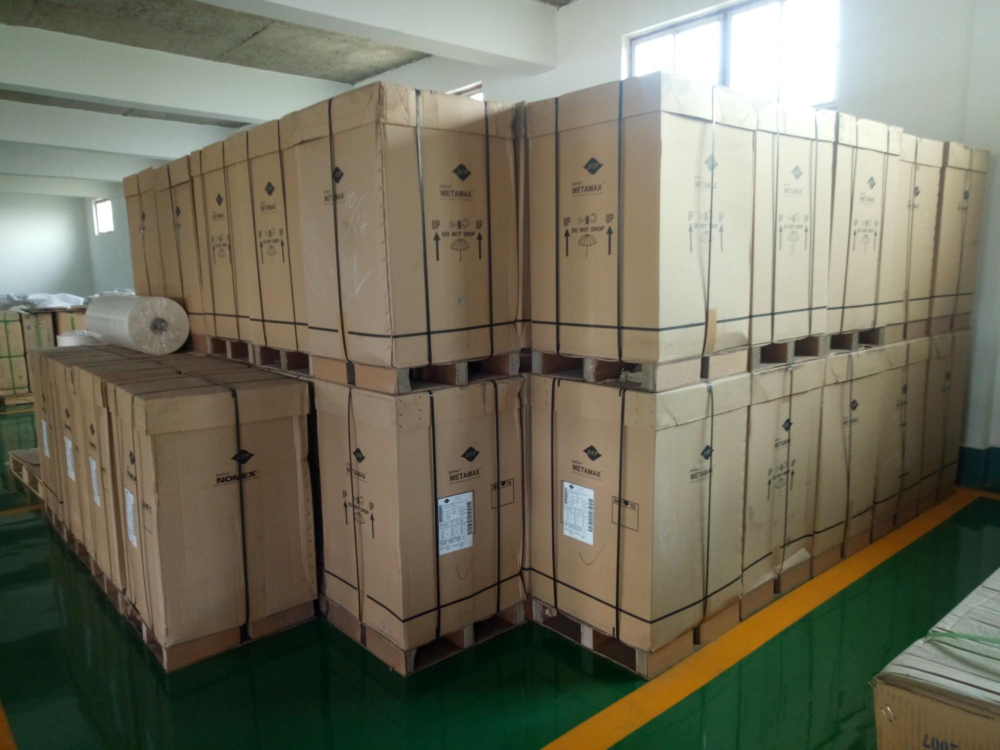 High Property 6650 Nomex Insulating Paper NKN Flexible Laminates
