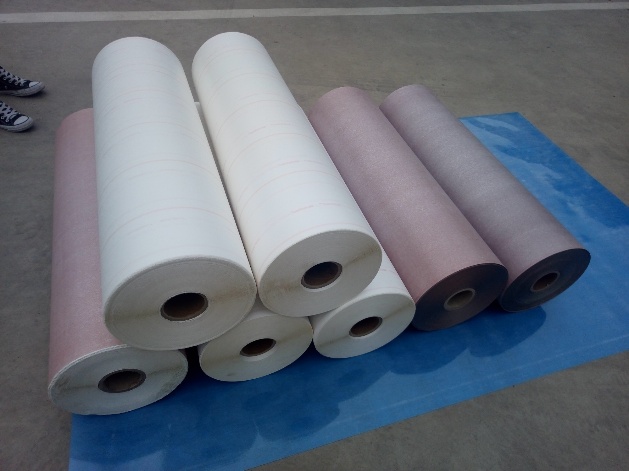 Insulation Composites - 6650NHN Combined Flexible Material