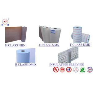 Insulation Material Coated With PVC Fiberglass Sleeves For Electricity