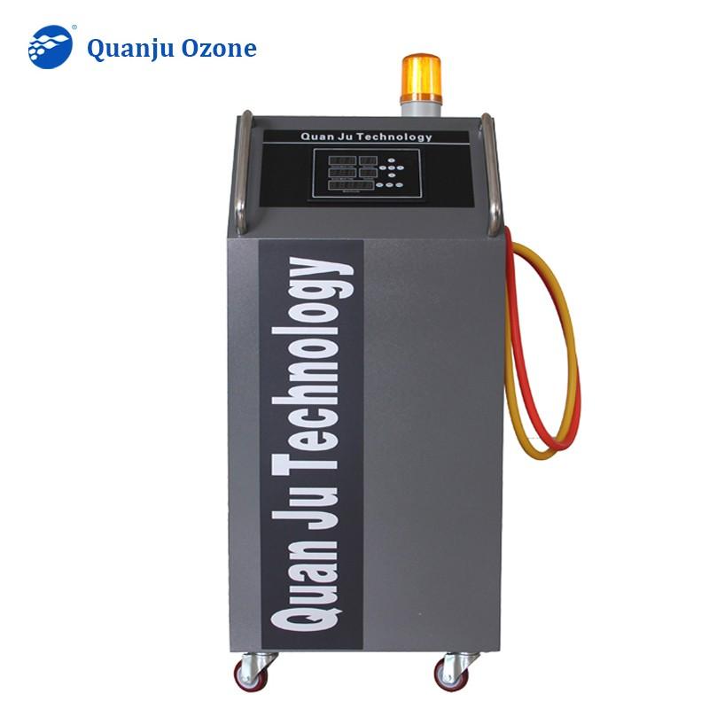 machine à l'ozone pour les voitures