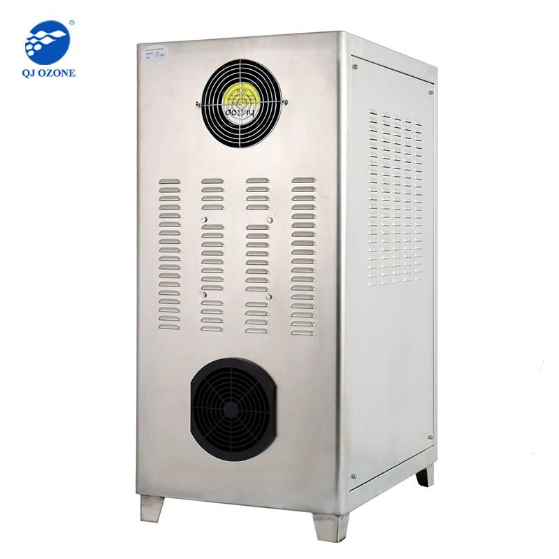 machine à l'ozone