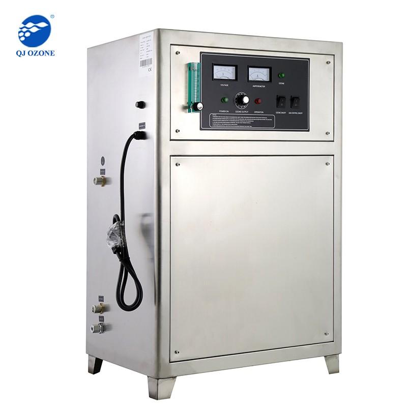 Generador de ozono para hotel