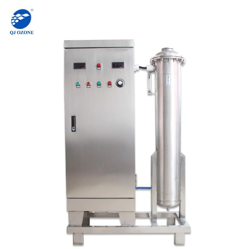Generador de ozono para tratamiento de aguas residuales