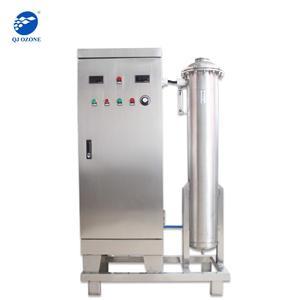 Générateur d'ozone pour le traitement des eaux usées