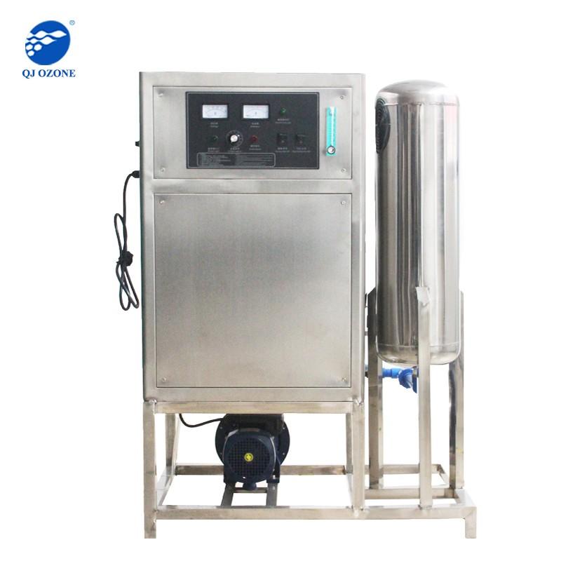 Générateur d'ozone pour la lessive