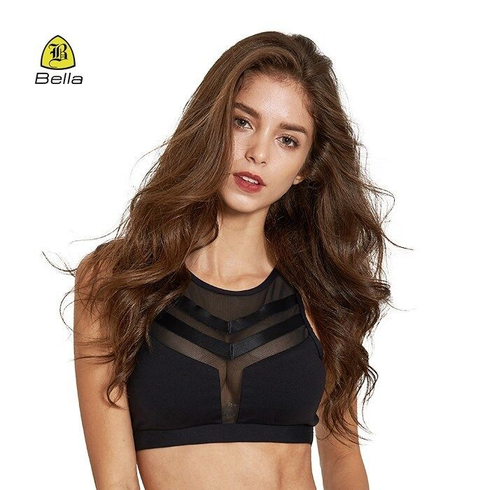 New Design Backless Top Womens Sports Bra