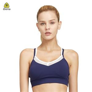Girls Sports Clothes Fashion Yoga Fitness Bra