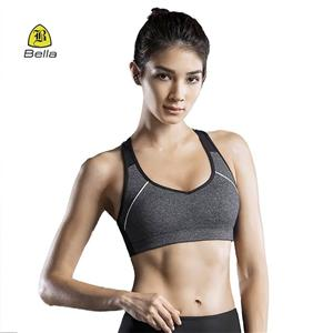 Workout Crop Top Sport Bra Women Yoga