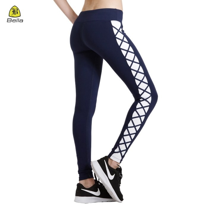Seluar Yoga Nylon Spandex Sports Legging