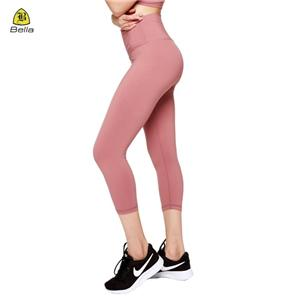 Seluar merah jambu Pakaian Womens Gim bingkap Wear