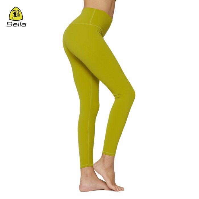 Bunte Fitness Damen Leggings Lauf