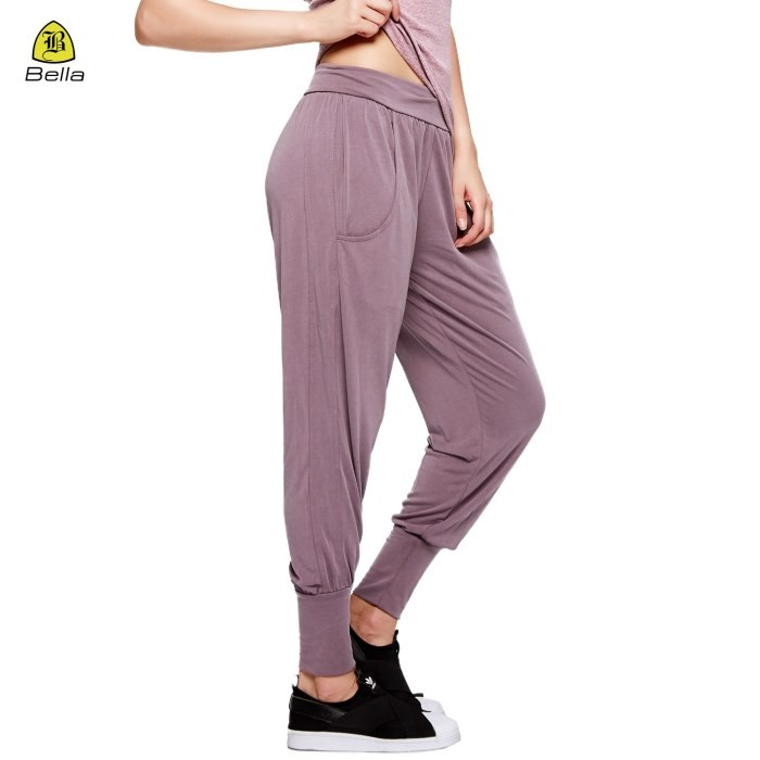 Comfy Loose Fit Gym Women Joggers Pants