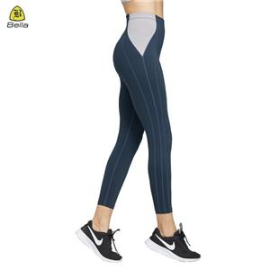 Line Design Girls Running Yoga Pants