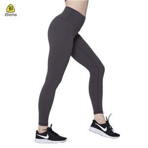 Wanita Gym Wear Plain Sukan bingkap